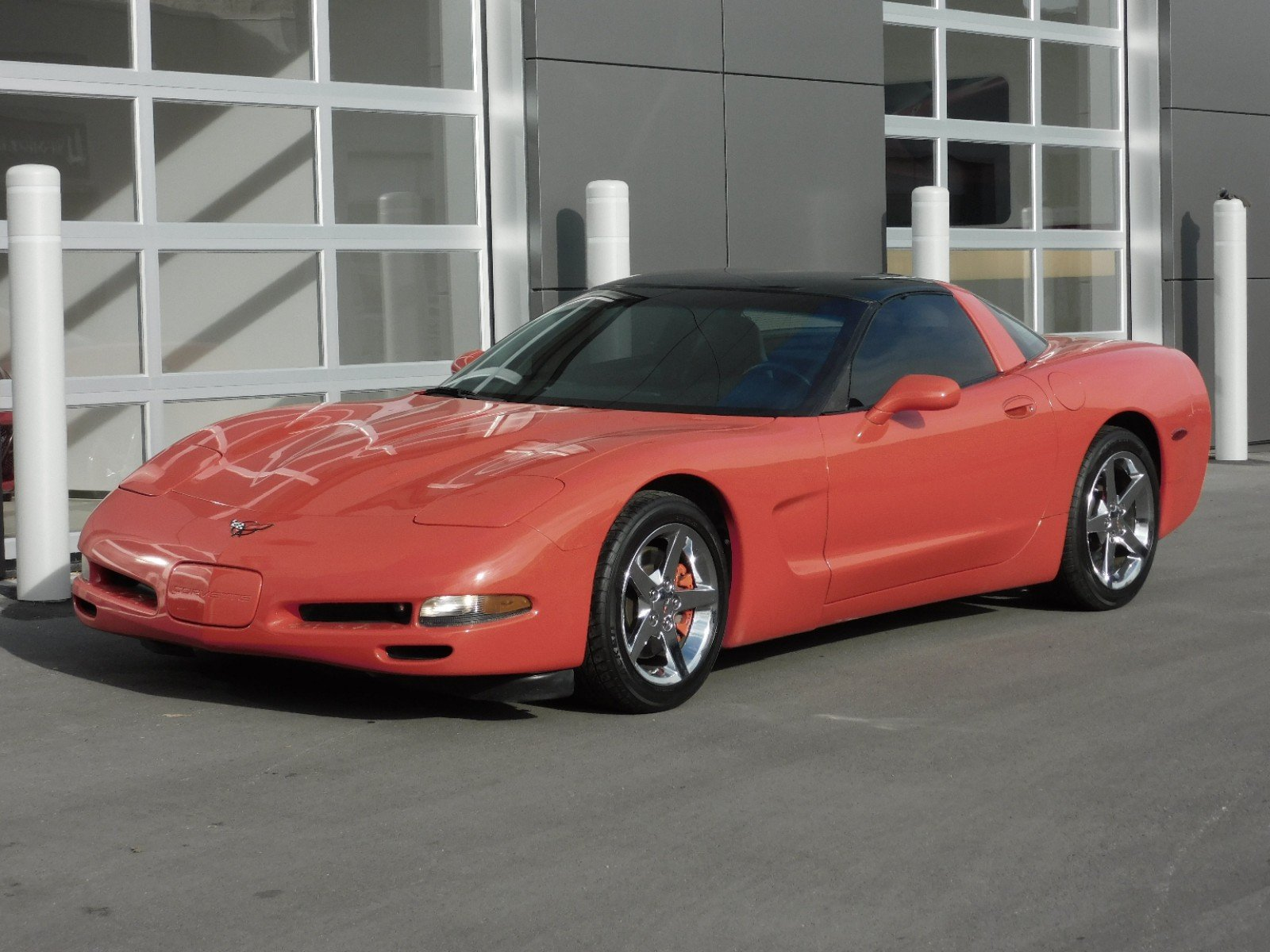 Pre-Owned 2001 Chevrolet Corvette 2DR CPE