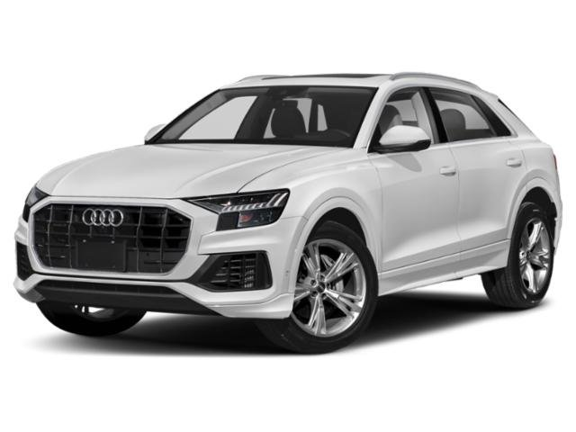 Pre-Owned 2019 Audi Q8 Premium Plus