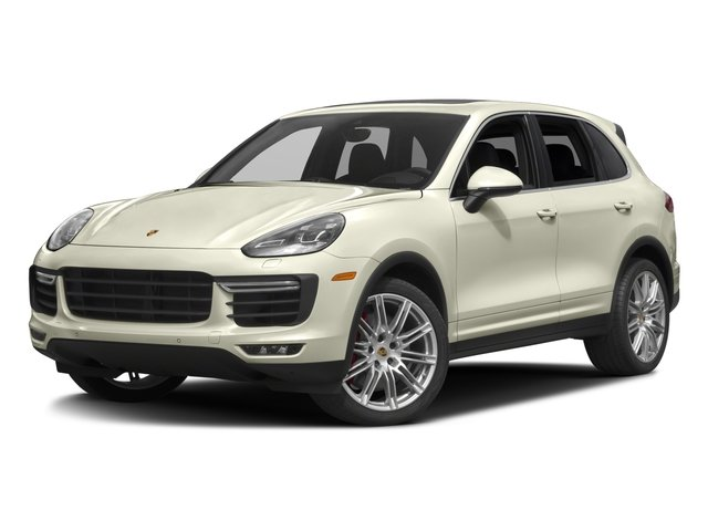 Pre-Owned 2016 Porsche Cayenne AWD 4DR TURBO S