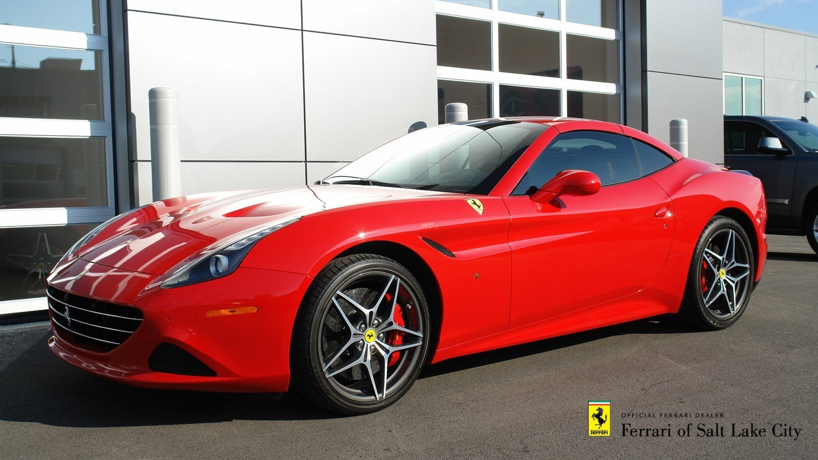 Certified Pre-Owned 2016 Ferrari California T Convertible