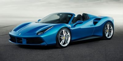 Certified Pre-Owned 2018 Ferrari 488 Spider 2DR CONV