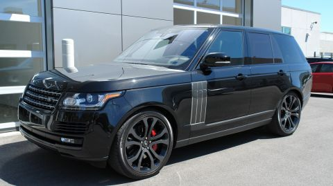 Pre-Owned 2017 Land Rover Range Rover SV Autobiography Dynamic