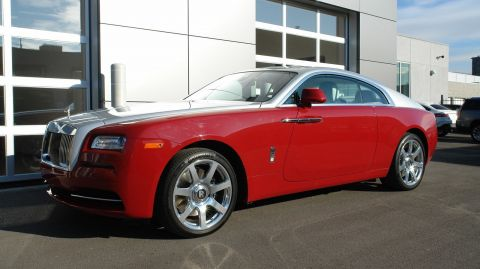Pre-Owned 2015 Rolls Royce Wraith