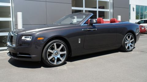 Pre-Owned 2016 Rolls Royce Dawn 2DR CONV