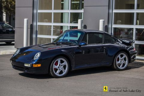 Pre-Owned 1996 Porsche 911 Turbo