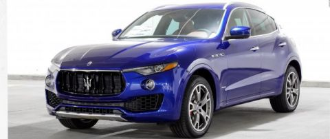 Certified Pre-Owned 2018 Maserati Levante GranSport